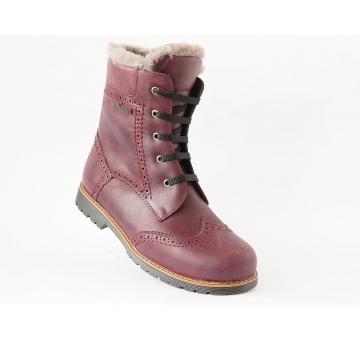 Ортопедические зимние ботинки MOR SOFT 571 (ТМ Cezara, Турция)