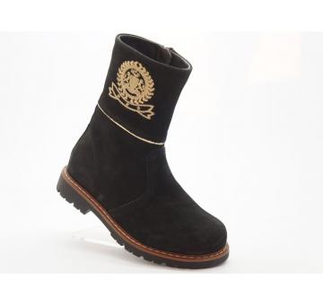 "Ботинки демисезонные 039-Siyah (ТМ""Здрава обувка"" Турция)"