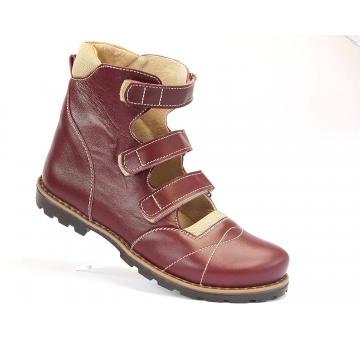 Ортопедические туфли А-862-2 (ТМ Orto+, Украина)