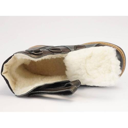 Ортопедические зимние ботинки W-867 (ТМ Orto+, Украина)