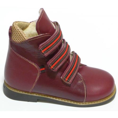 Ортопедические зимние ботинки W-863-D (ТМ Orto , Украина)