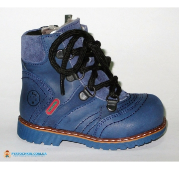 "Ортопедические зимние ботинки  216-82 (ТМ ""Tofino"",Турция)"