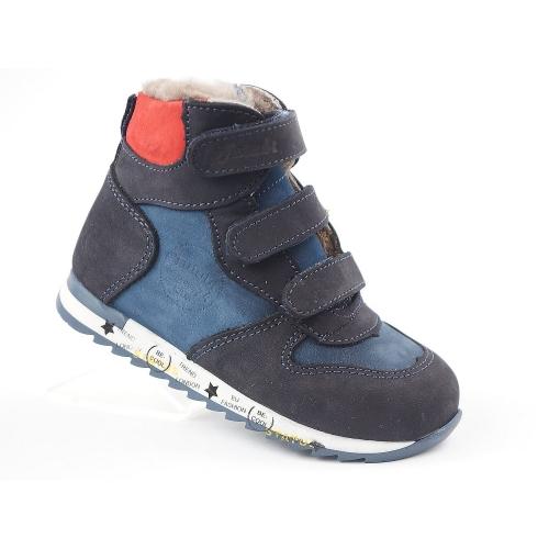 """Ортопедические зимние ботинки 10 1036  (ТМ """"Tutubi"""", Турция)"""