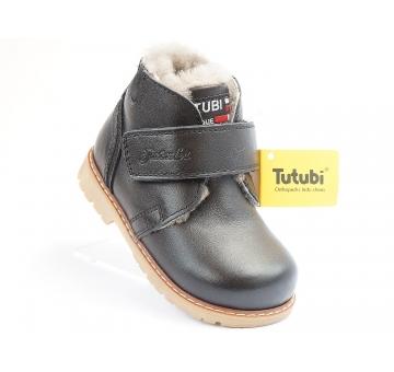 """Ортопедические зимние ботинки 910 (ТМ """"Tutubi"""", Турция)"""