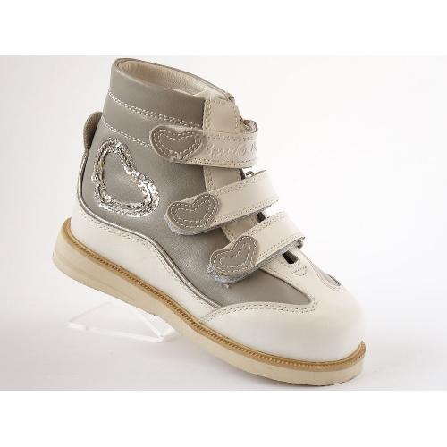 Ортопедические демисезонные ботинки AV12-006 (ТМ  Sursil Ortho)